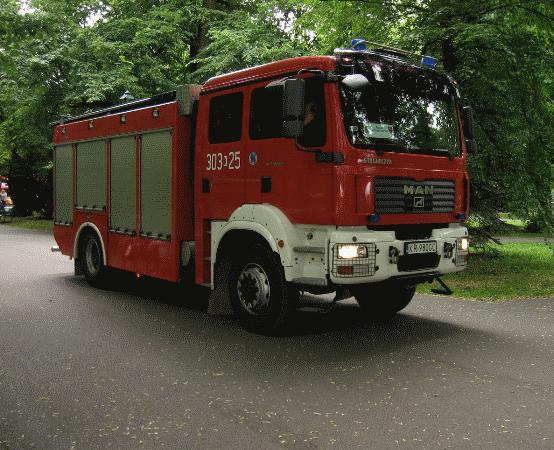KMPSP Częstochowa:  XII Ogólnopolska Piesza Pielgrzymka Strażaków