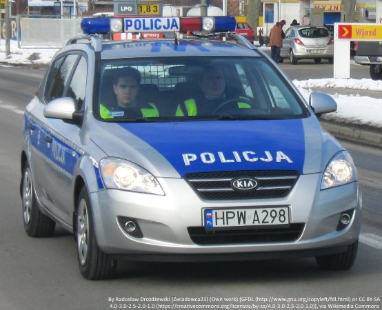 """Policja Częstochowa: Akcja """"Znicz 2018"""" – było bezpiecznie"""