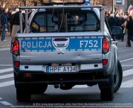 Policja Częstochowa: Zderzenie dwóch ciężarówek - zablokowana DK1